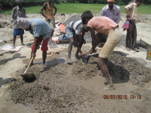 Making a Difference in a Small Orphanage in Bihar India