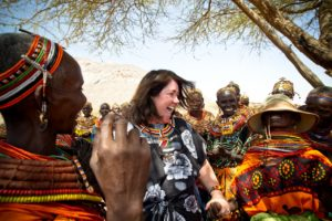 Tony Loyd Podcast Features Interview with BOMA Project's CEO & Founder, Kathleen Colson