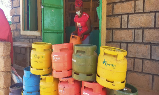 This Kenyan Woman Overcame a Difficult Marriage to Become an Entrepreneur and Provide For Her Family