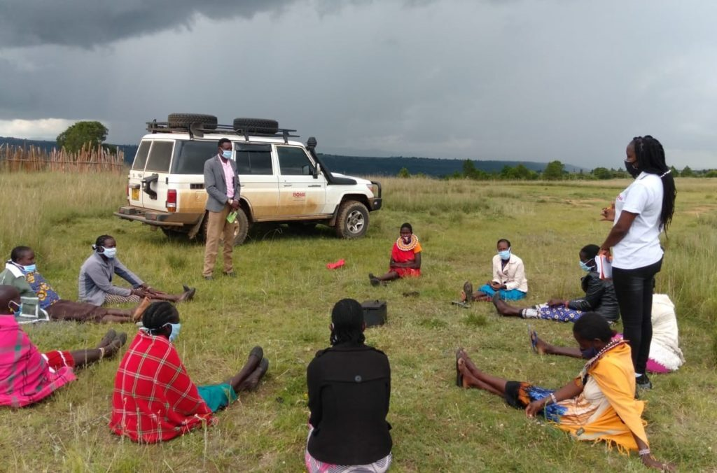 How BOMA's women entrepreneurs are working with the Government of Kenya to navigate the aftershocks of COVID-19